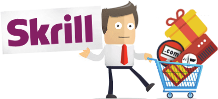 buy Skrill hosting