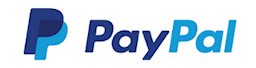 we accept PayPal for web hosting and domain names